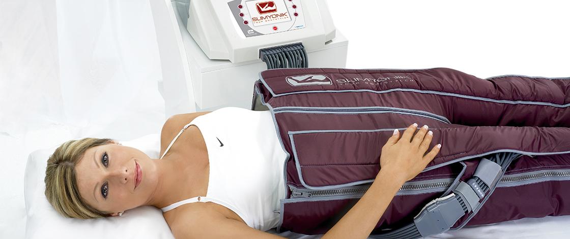 SLIMYONIK® - Druckwellenmassage